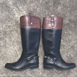 Tommy Hilfiger Shoes - Tommy Hilfiger Riding Boots Size 8